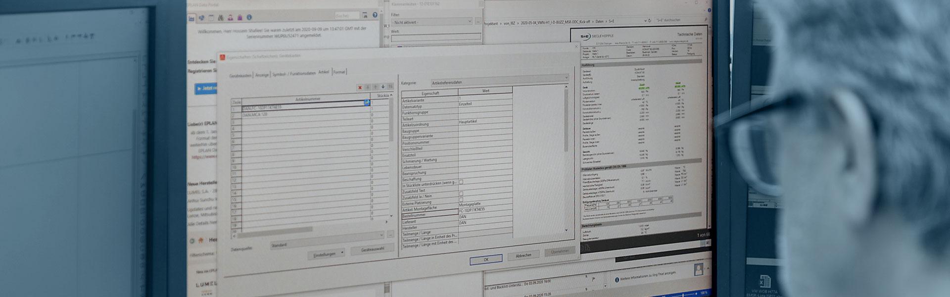 Online IAT Gebäudeleittechnik